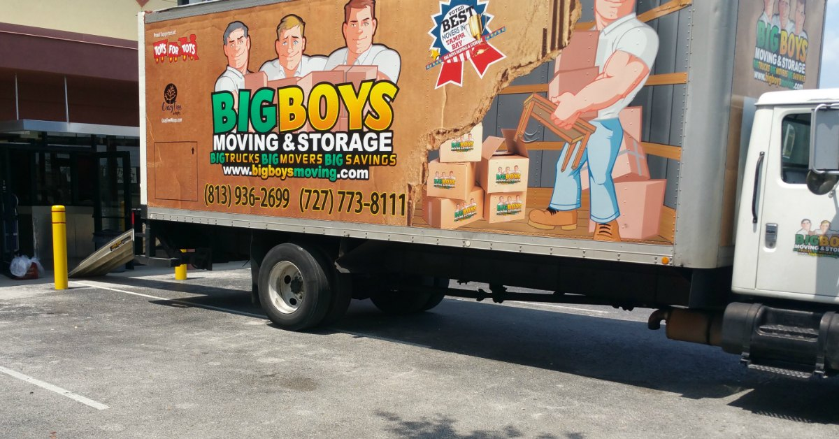 Local Movers: 7 Things That Separate Big Boys Moving and Storage from Other Companies