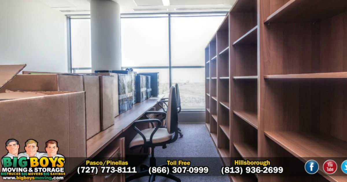 Professional Office Movers Tampa FL That Can Manage Your Corporate Moving Project