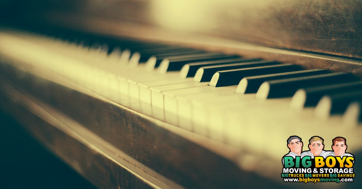 Piano Movers and the Benefits of Hiring One to Move Your Grand Piano