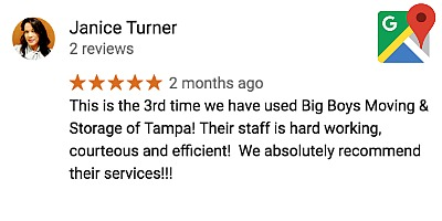 voted best relocation company tampa