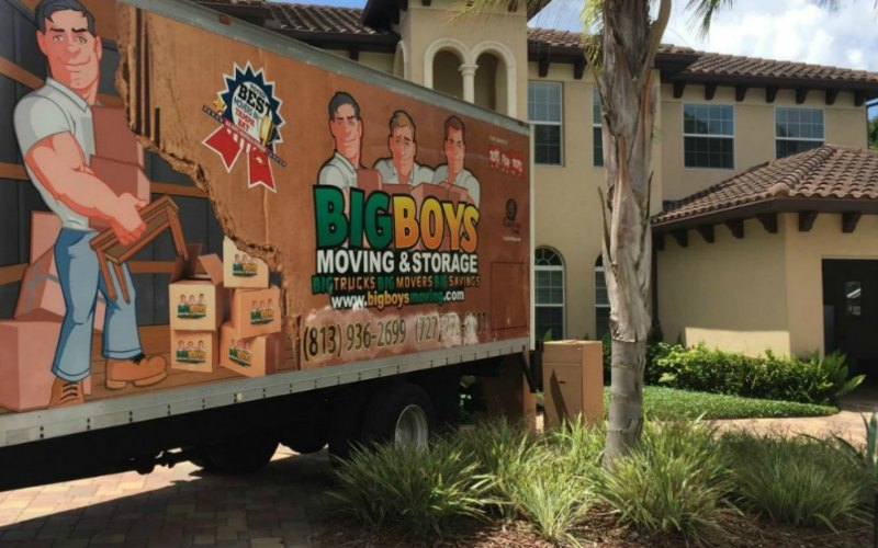 budget moving company