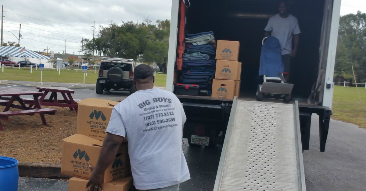 Small Movers Tampa That Can Manage Any Size Move