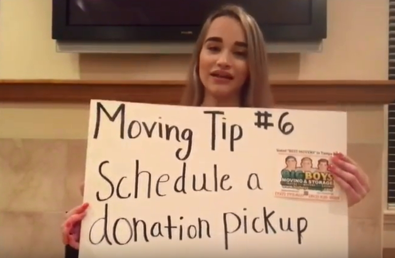 Schedule a Donation Pickup