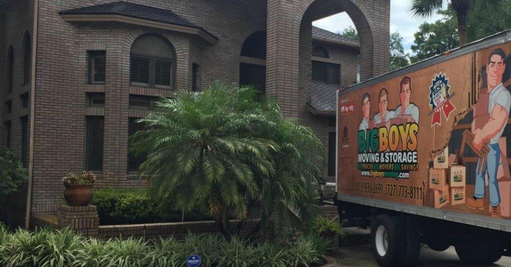 Tampa moving