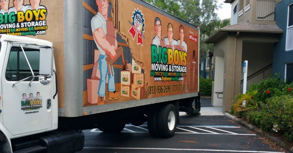 Moving Company in Tampa