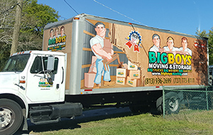 Local Tampa Movers