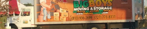Apartment Movers New Tampa