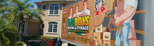 Local Movers South Tampa