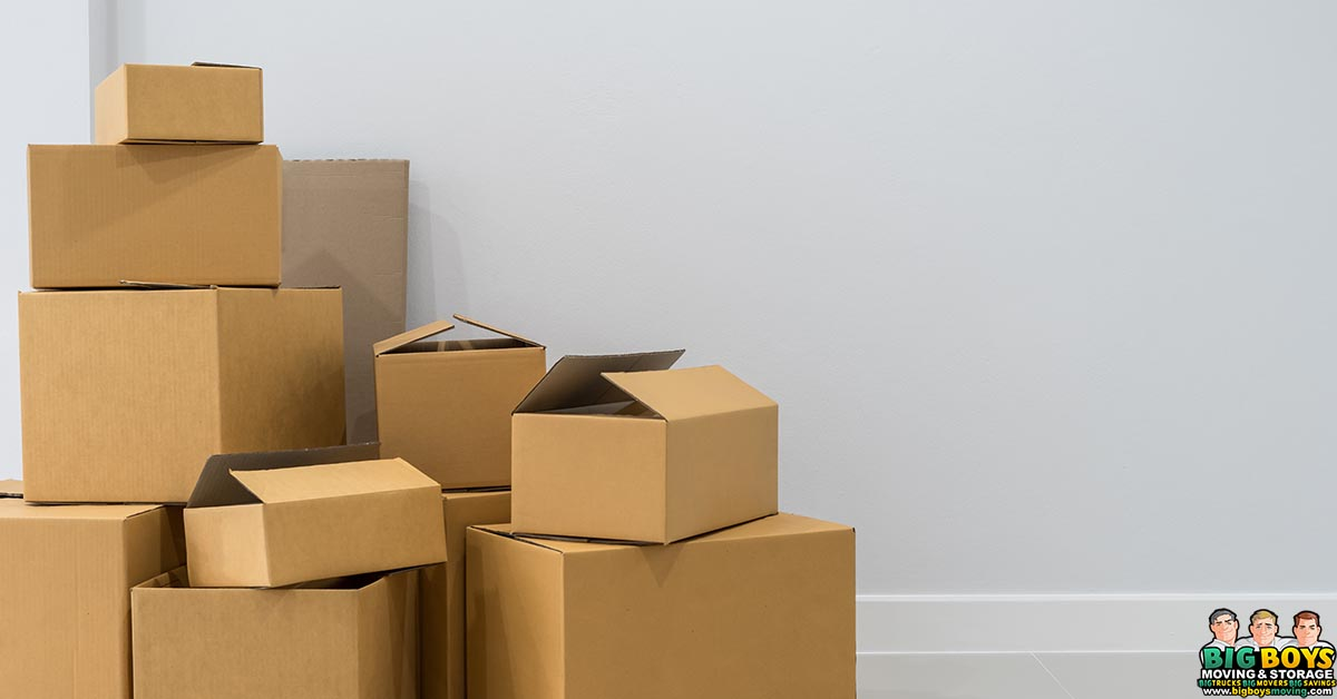 Free Moving Boxes: What to Keep in Mind When Hunting Boxes
