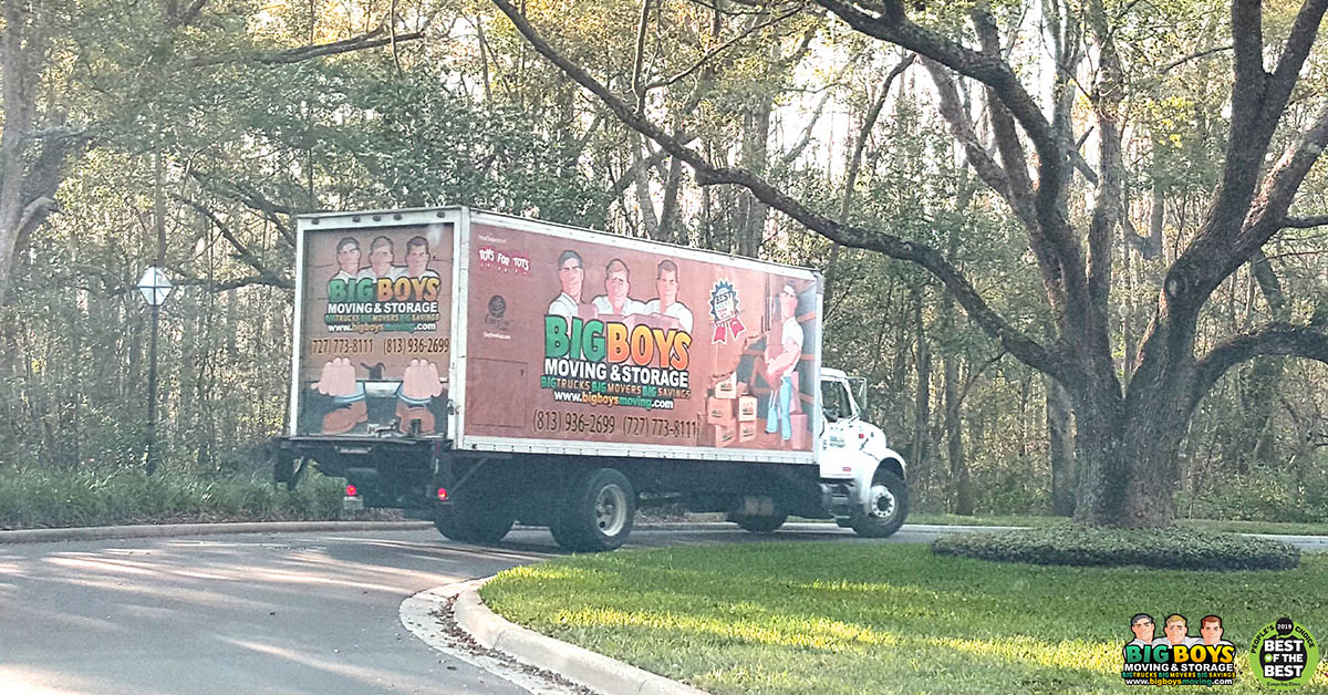 Tampa Florida Movers