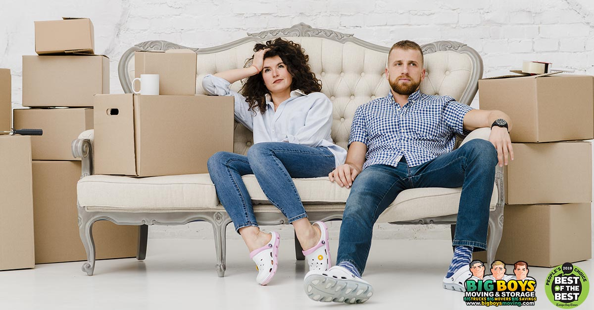 Tampa Furniture Movers Share Heavy Item Moving Tips