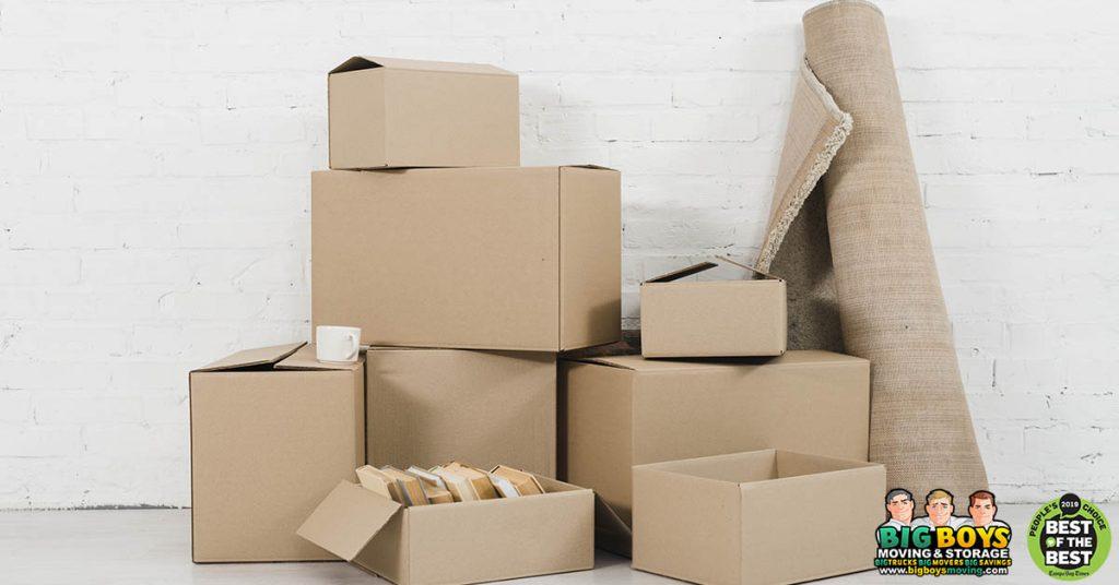 Tampa storage units